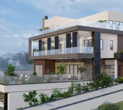 Luxury 4 bedrooms residence – Agios Athanasios (New Project)